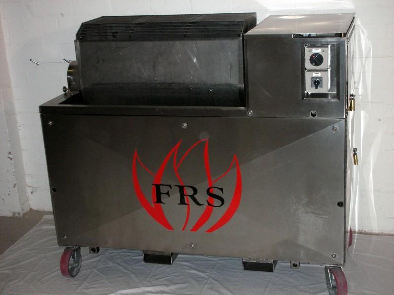 FRS Builds It's First Spray Machine