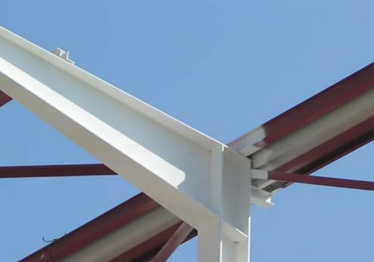Fire Resistant Paints - Steel Columns, Beams & Cable Protection
