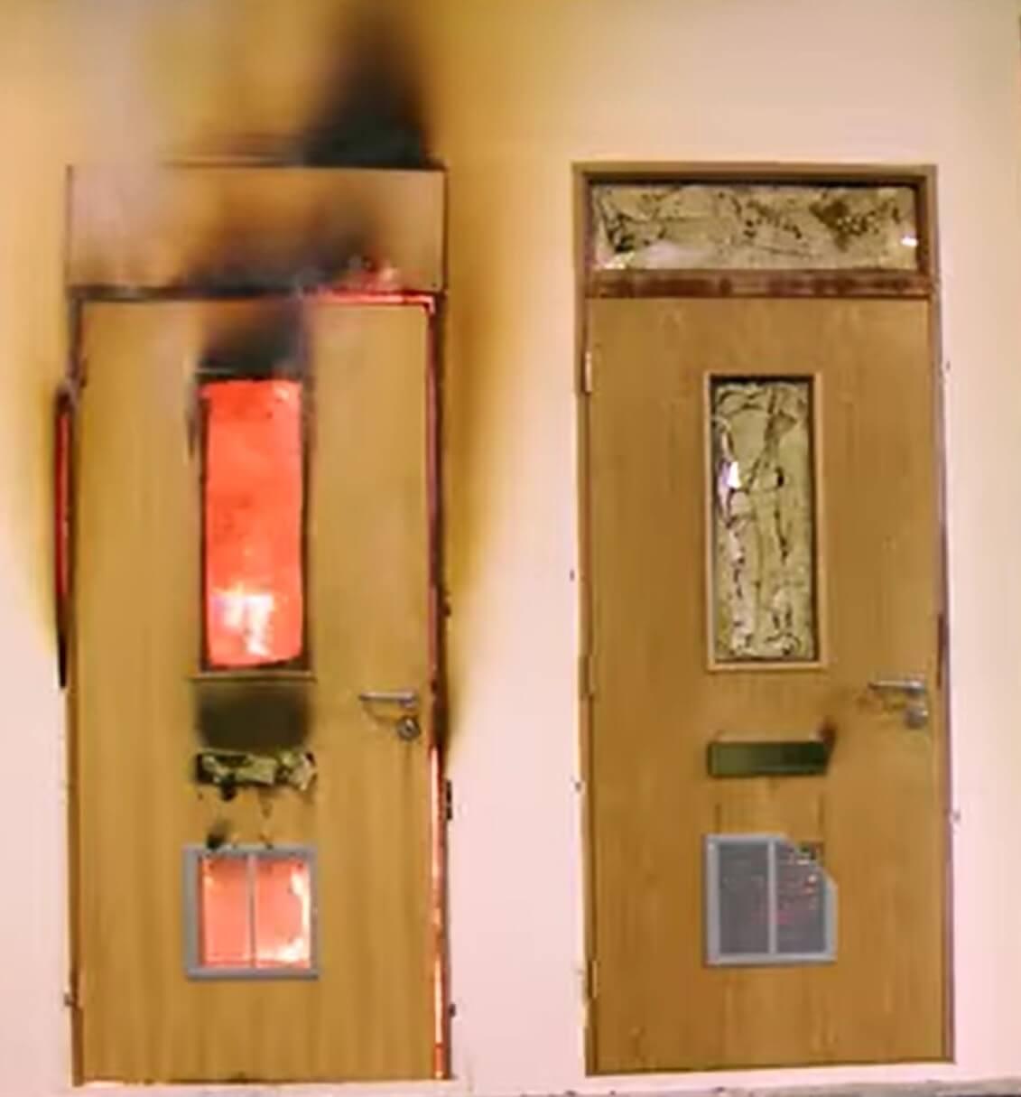 Fire, Smoke & Exit Doors